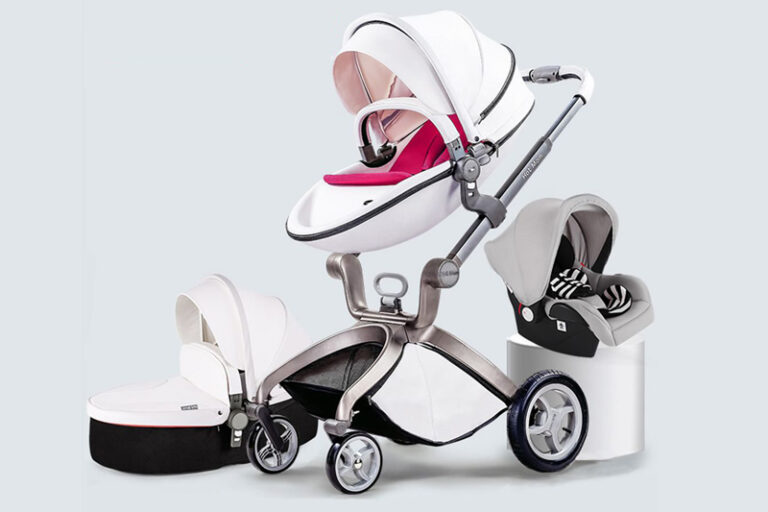 Hot Mom Kinderwagen 2 in 1 - Reviews und Elterntest 2020