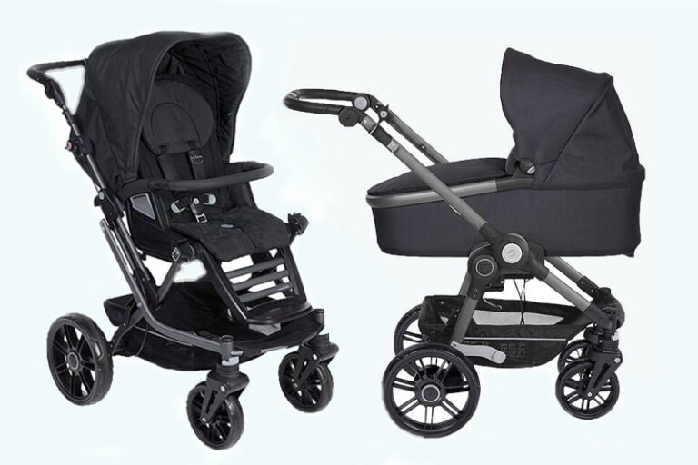 Teutonia Be You Elite V4 Kinderwagen