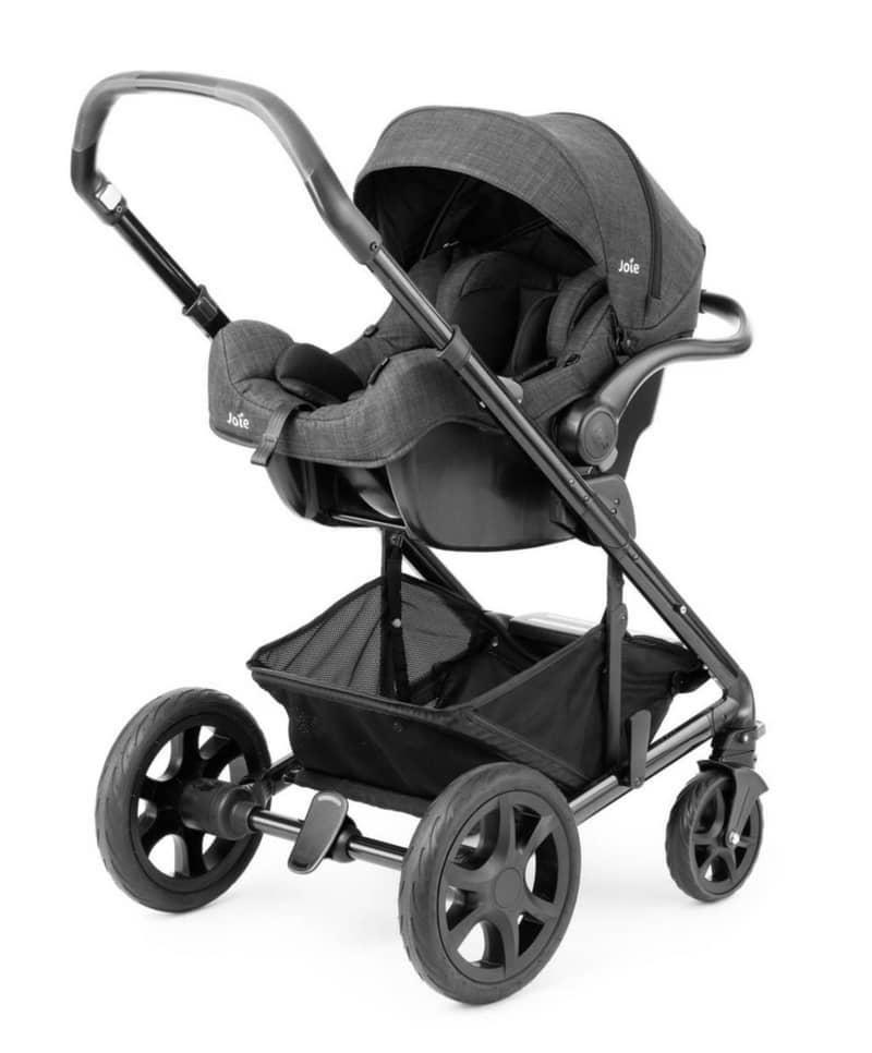 Babyschale für Kinderwagen 3 in 1