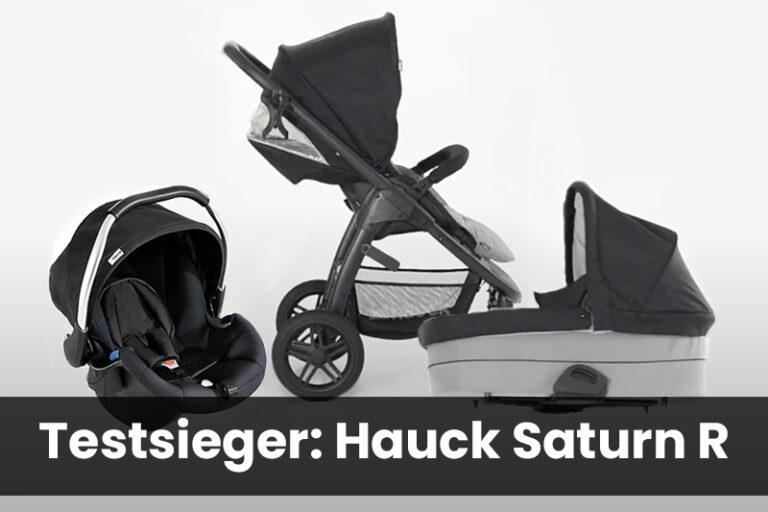 Hauck Kinderwagen Test
